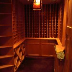 Lake House Wine Cellar