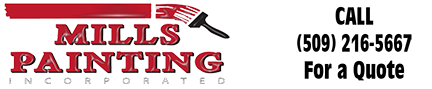 Mills Painting Inc.  |  Painting Contractor Spokane